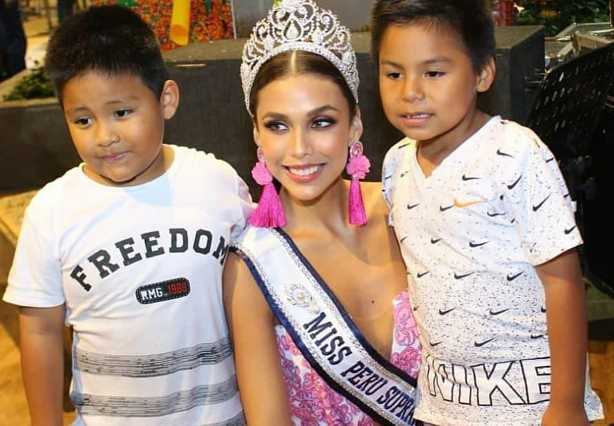 janick maceta, miss peru 2020/third runner-up de miss supranational 2019/1st runner-up de miss tourism 2017-2018.  - Página 4 71255710
