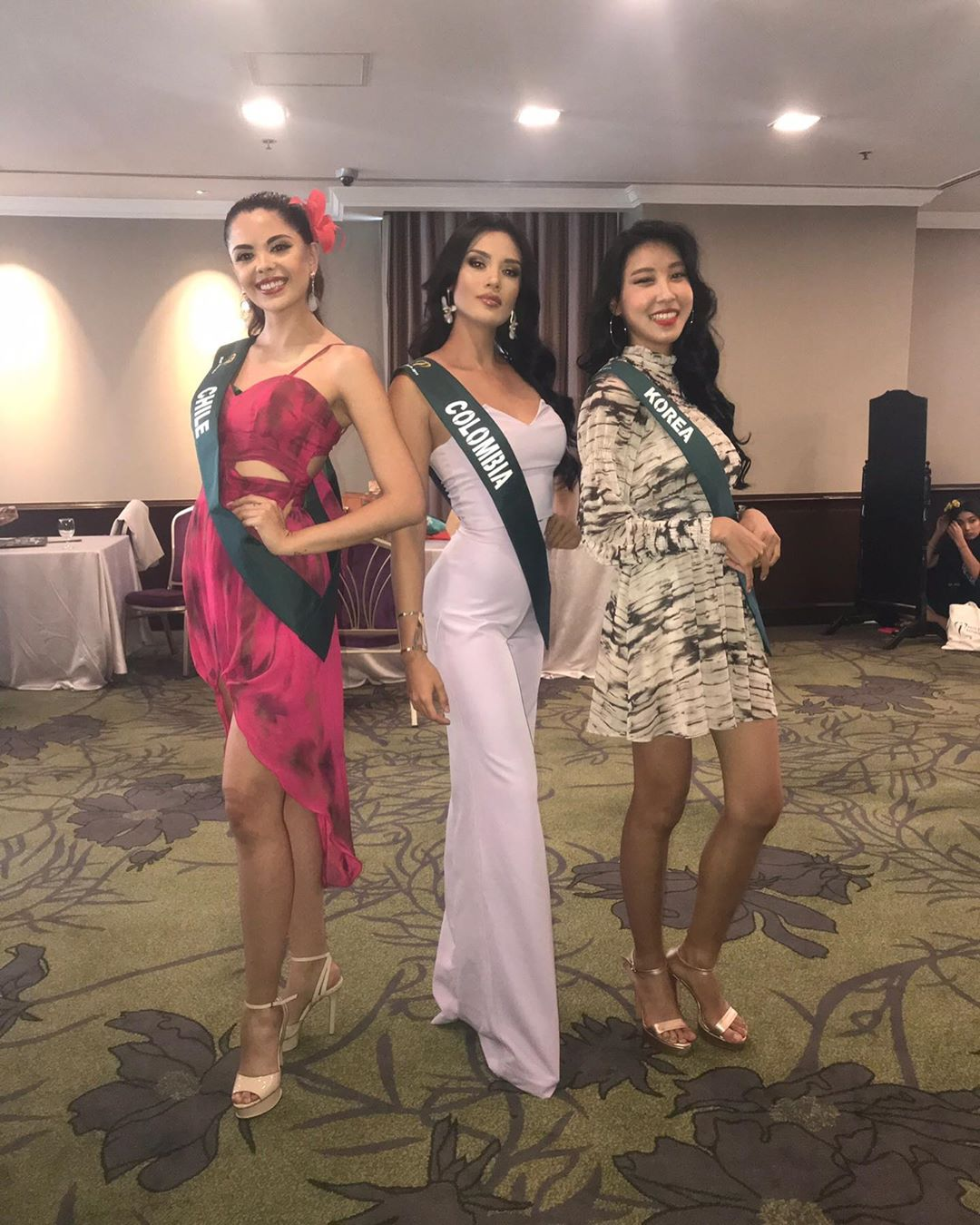 yenny katherine carrillo, top 20 de miss earth 2019/reyna mundial banano 2017. - Página 6 71285010