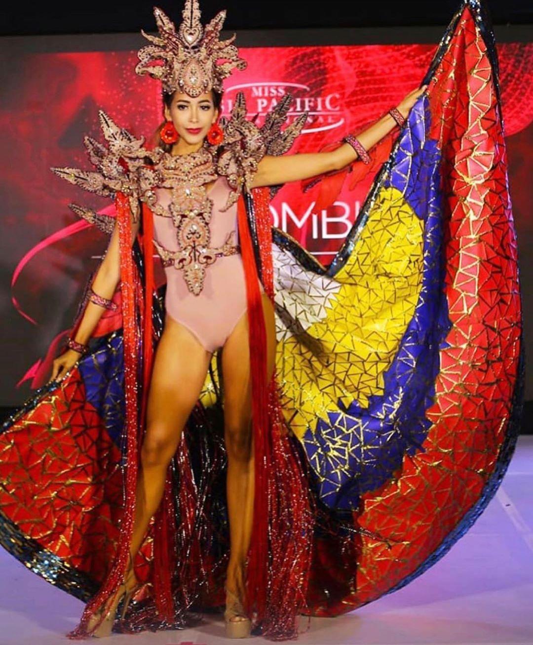 alejandra rodriguez osorio, miss asia pacific colombia 2019. - Página 2 71287011