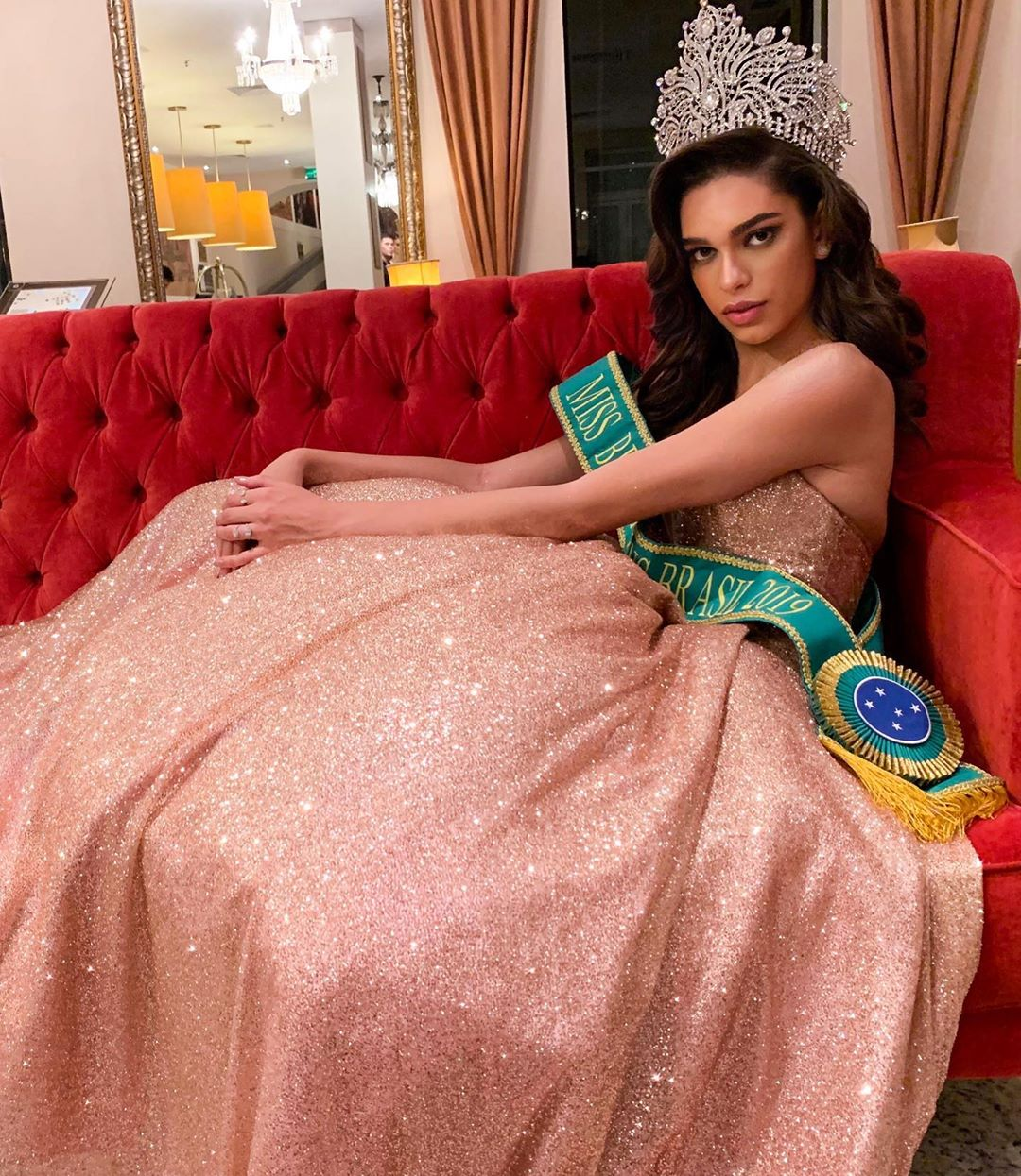 ariella moura, 2nd runner-up de miss international queen 2020.   - Página 3 71316610