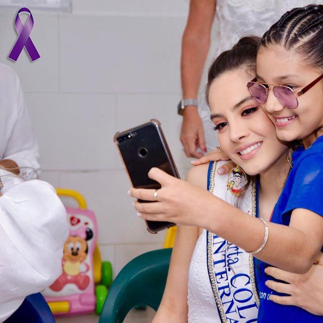 maria alejandra vengoechea, 3rd runner-up de miss international 2019. - Página 4 71337411