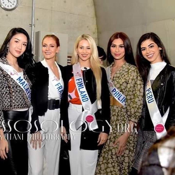 majo barbis, miss international peru 2019. - Página 3 71341110