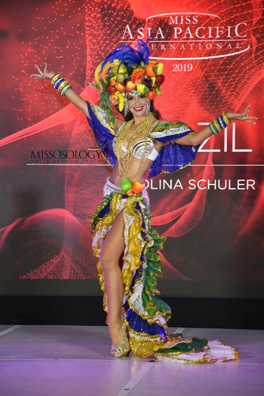 carolina schuler, 3rd runner-up de miss asia pacific international 2019/miss brasil universitaria 2017. - Página 5 71488110