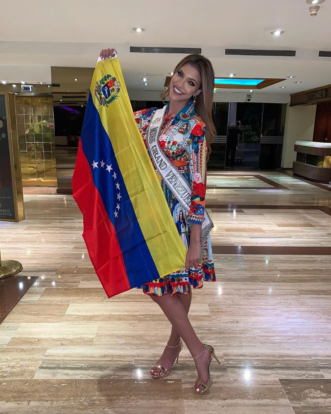 lourdes valentina figuera, miss grand international 2019. - Página 4 71505411