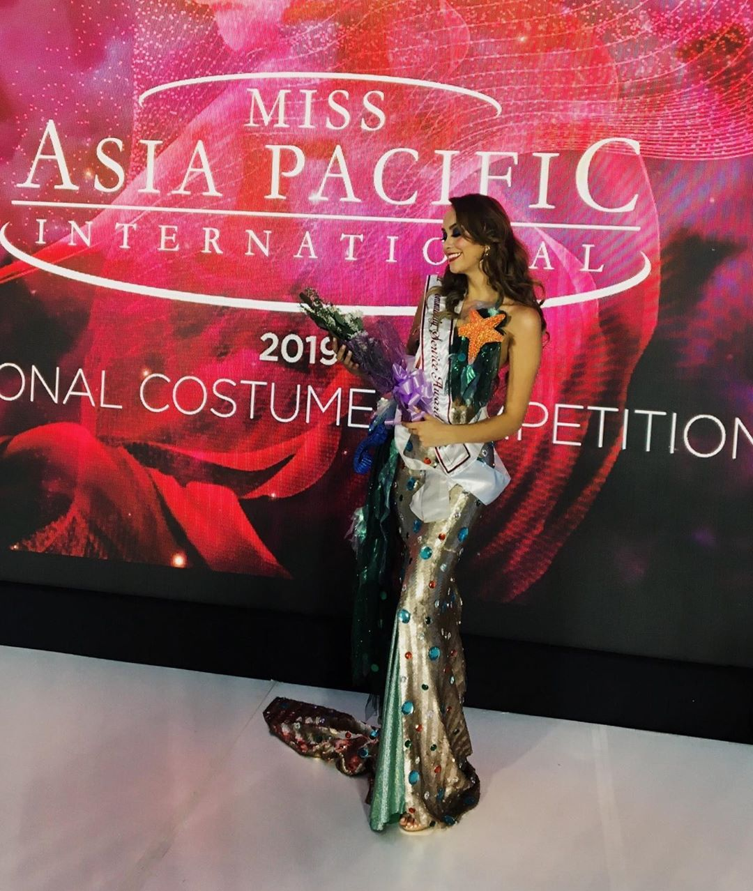 alexandra morillo, top 10 de miss asia pacific international 2019. - Página 3 71522110