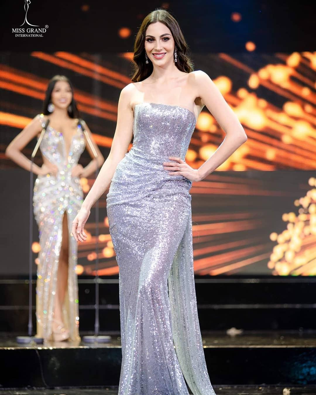 maria malo, 1st runner-up de miss grand international 2019. - Página 17 71522610