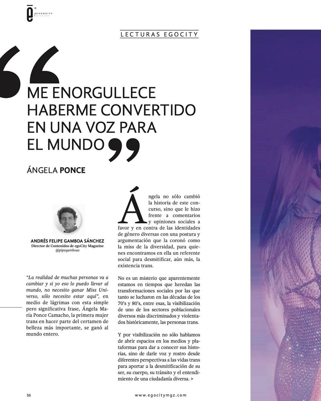 angela ponce, miss espana universo 2018. - Página 20 71524910