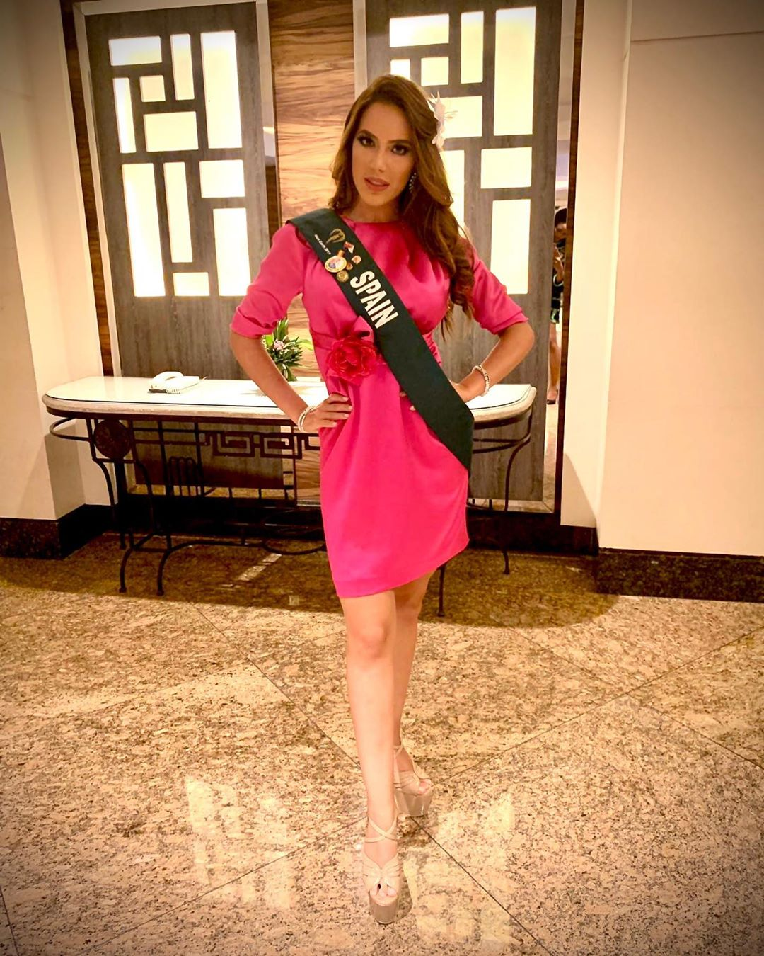 sonia hernandez, top 20 de miss earth 2019. - Página 6 71527610