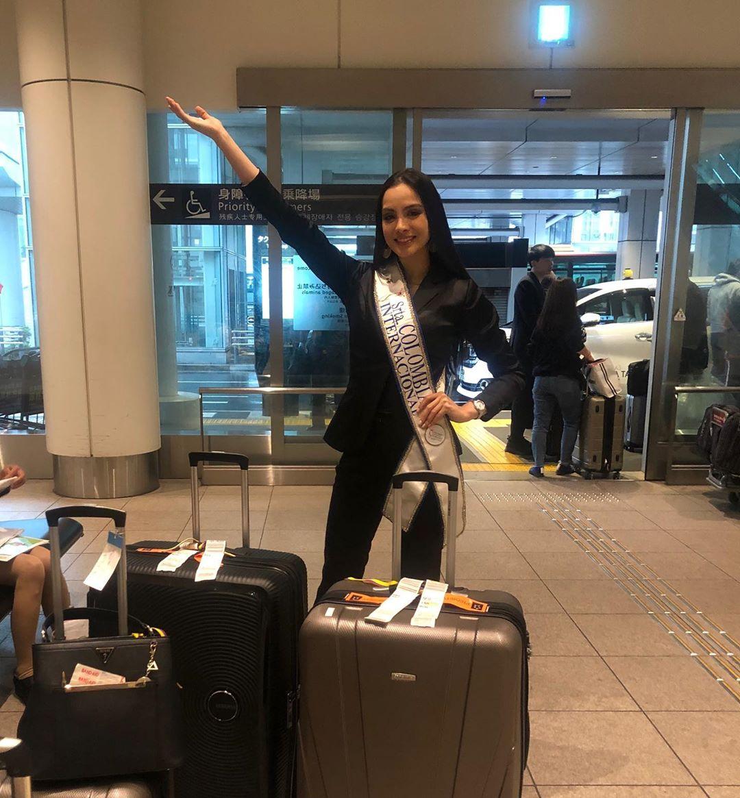 maria alejandra vengoechea, 3rd runner-up de miss international 2019. - Página 4 71528812