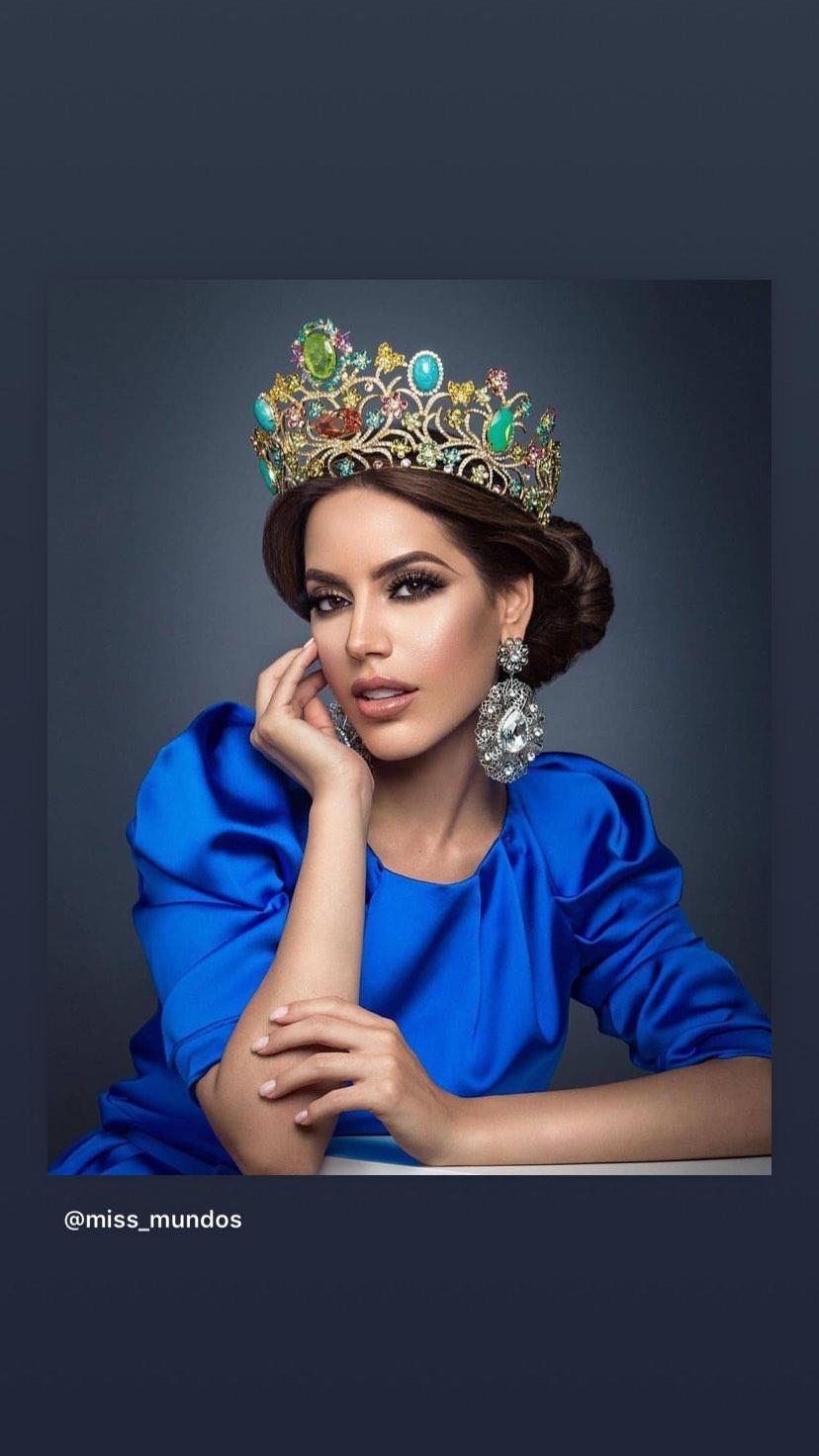 sonia hernandez, top 20 de miss earth 2019. - Página 2 71531810
