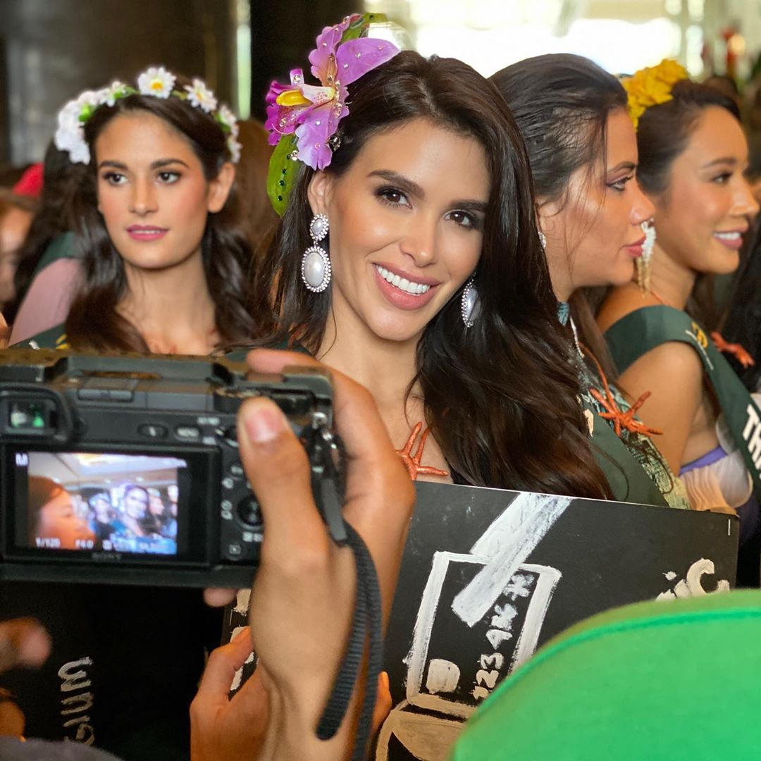 michell castellanos, miss earth venezuela 2019. - Página 6 71534010