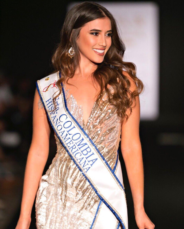 laura claro, primera finalista de reyna hispanoamericana 2019. - Página 3 71560810