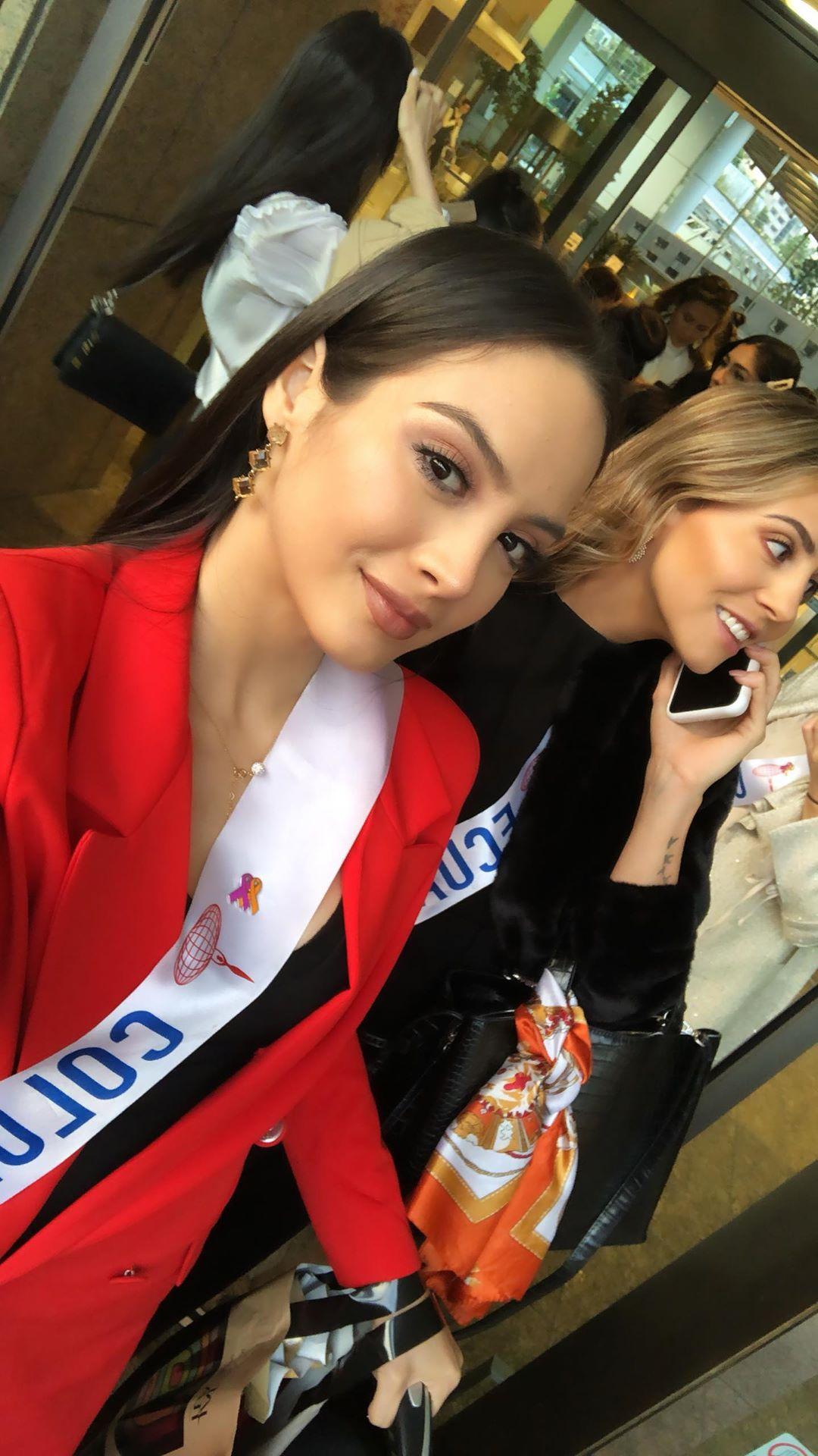 maria alejandra vengoechea, miss colombia hispanoamericana 2021/3rd runner-up de miss international 2019. - Página 5 71667810