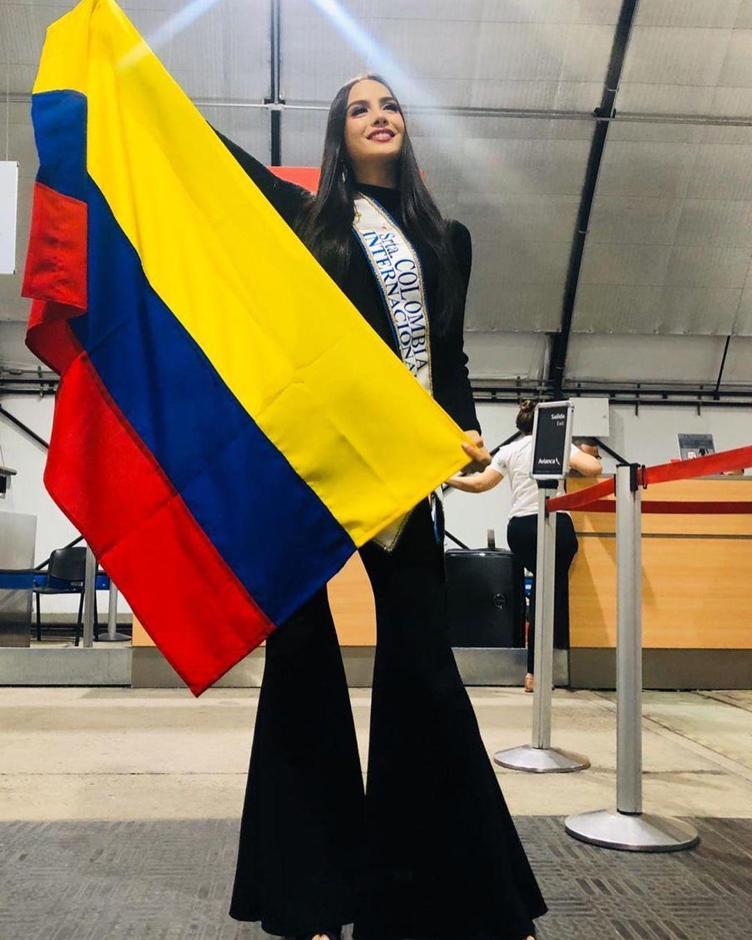 maria alejandra vengoechea, 3rd runner-up de miss international 2019. - Página 4 71700710