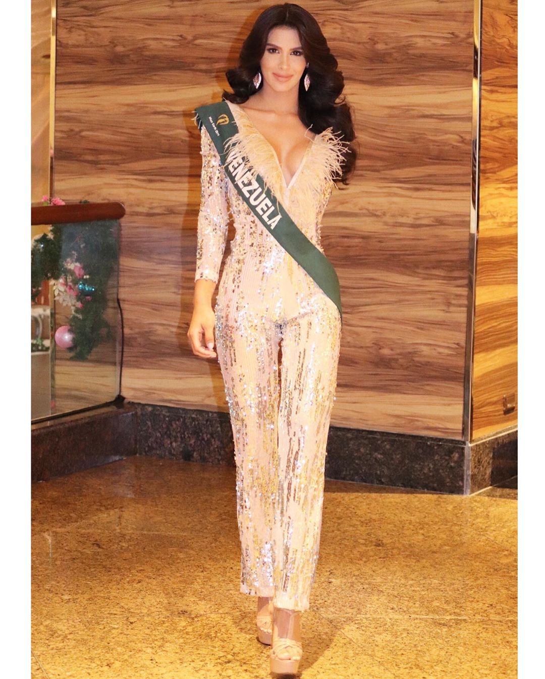 michell castellanos, miss earth venezuela 2019. - Página 9 71755110