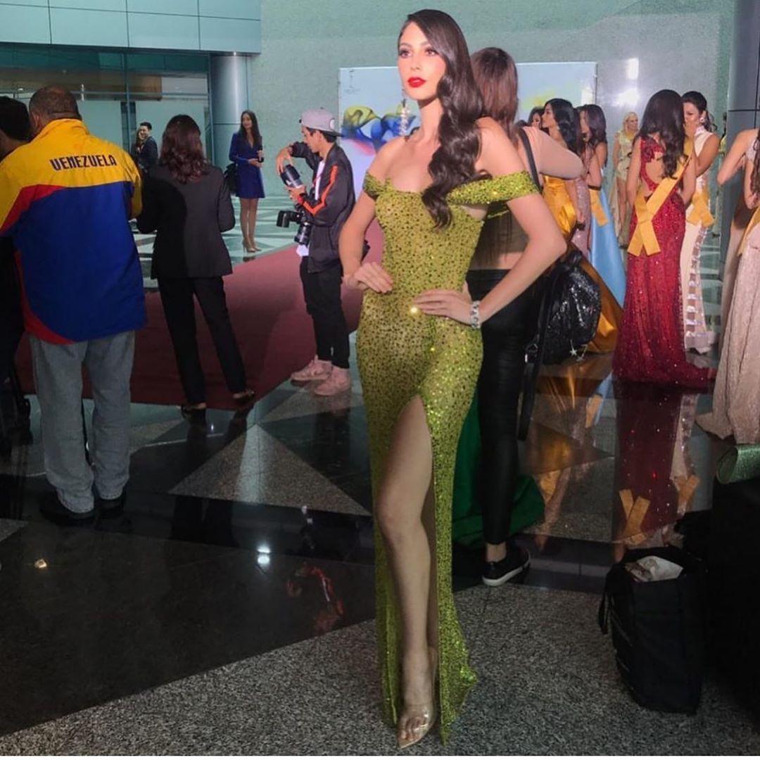 maria malo, 1st runner-up de miss grand international 2019. - Página 15 71762810