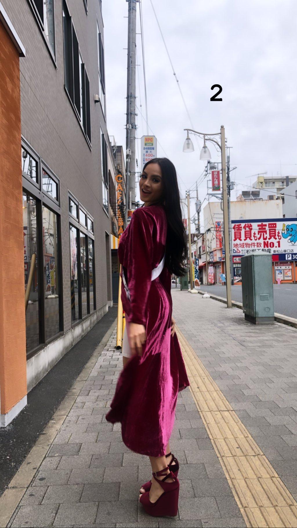 maria alejandra vengoechea, miss colombia hispanoamericana 2021/3rd runner-up de miss international 2019. - Página 6 71776710