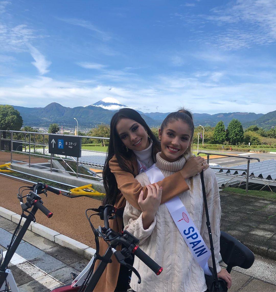maria alejandra vengoechea, 3rd runner-up de miss international 2019. - Página 4 71781010