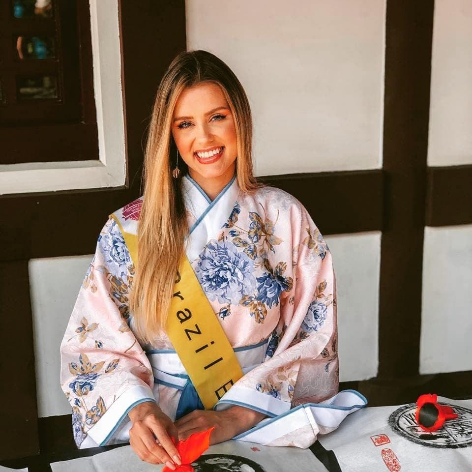 marcella kozinski de barros, 3rd runner-up de miss tourism world 2019. - Página 5 71798410