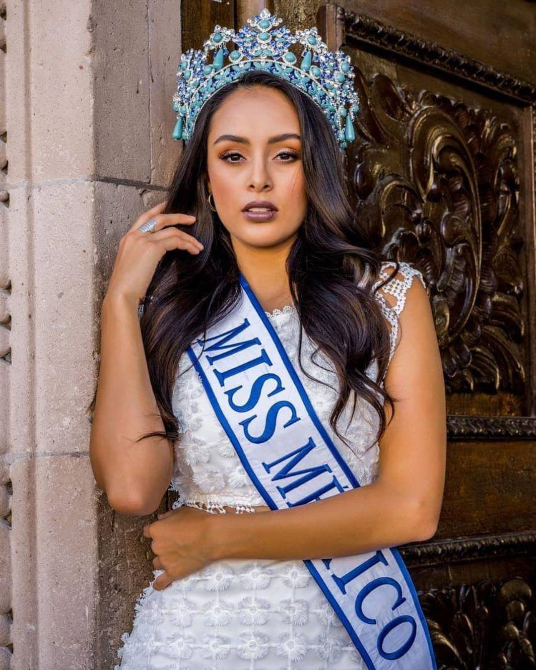 ashley alvidrez, top 12 de miss world 2019. - Página 2 71845010