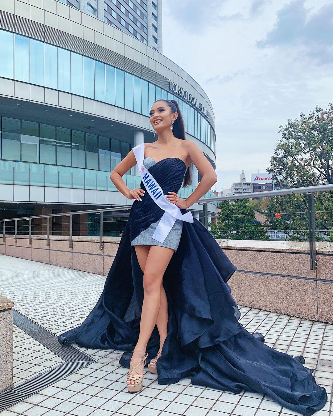 raquel basco, miss international hawaii 2019/miss intercontinental usa 2017. - Página 13 71921610