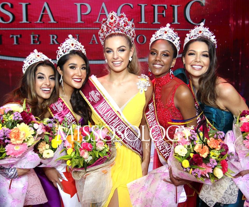 chaiyenne huisman, miss asia pacific international 2019. - Página 3 71927710