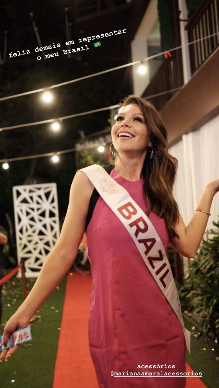 carolina schuler, 3rd runner-up de miss asia pacific international 2019/miss brasil universitaria 2017. - Página 4 71968610