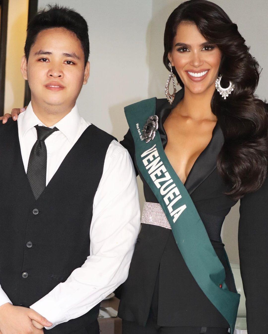 michell castellanos, miss earth venezuela 2019. - Página 9 72175210