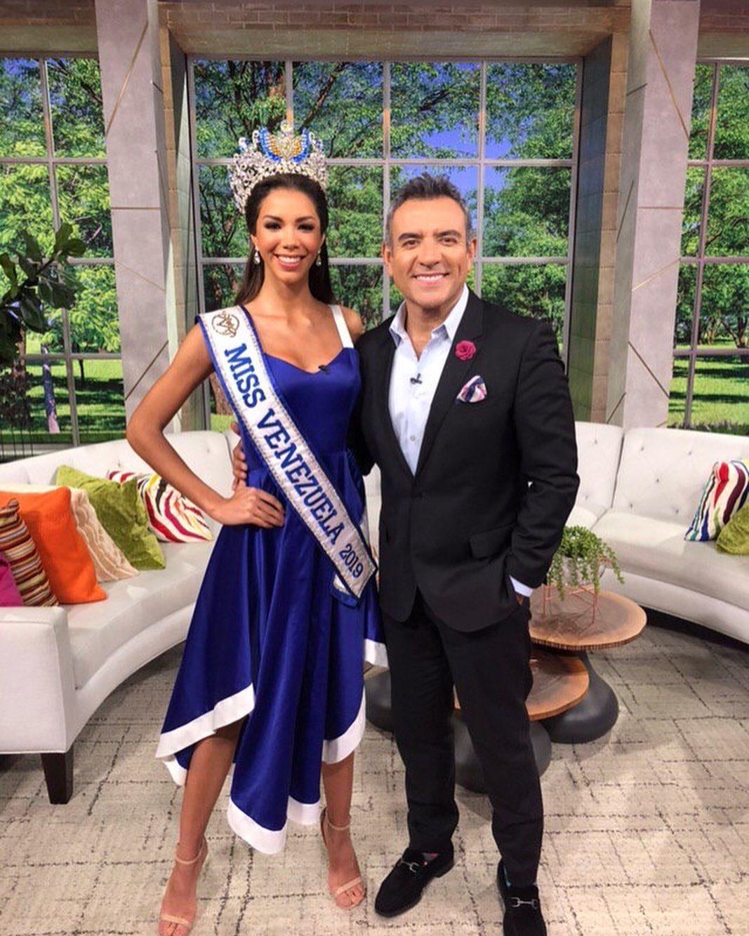 thalia olvino, top 20 de miss universe 2019. - Página 2 72201210