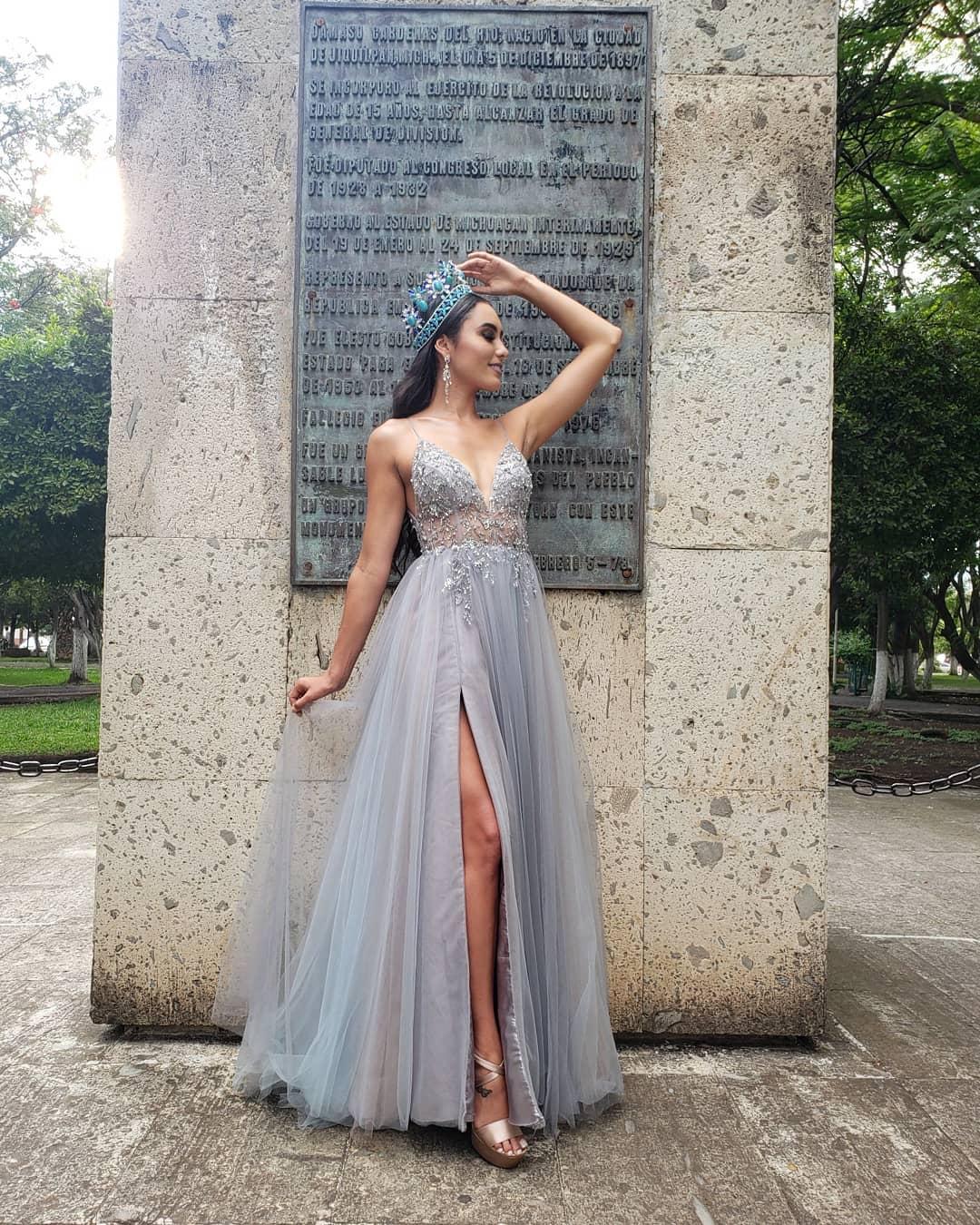 karolina vidales, candidata a miss mexico (mundo) 2020, representando michoacan. - Página 7 72212910