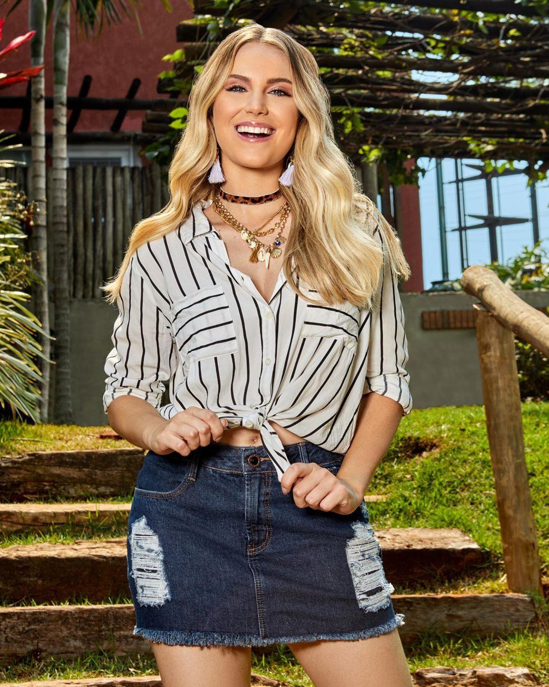 amanda pegoraro , miss brasil de las americas 2019. - Página 2 72213910