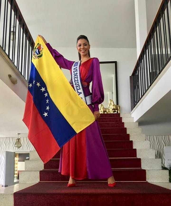 thalia olvino, top 20 de miss universe 2019. - Página 6 72219310