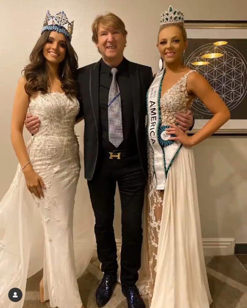 vanessa ponce de leon, miss world 2018. II - Página 2 72259910