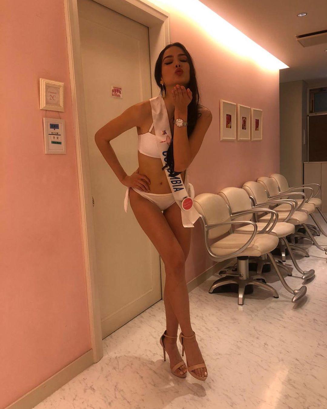 maria alejandra vengoechea, 3rd runner-up de miss international 2019. - Página 8 72269411