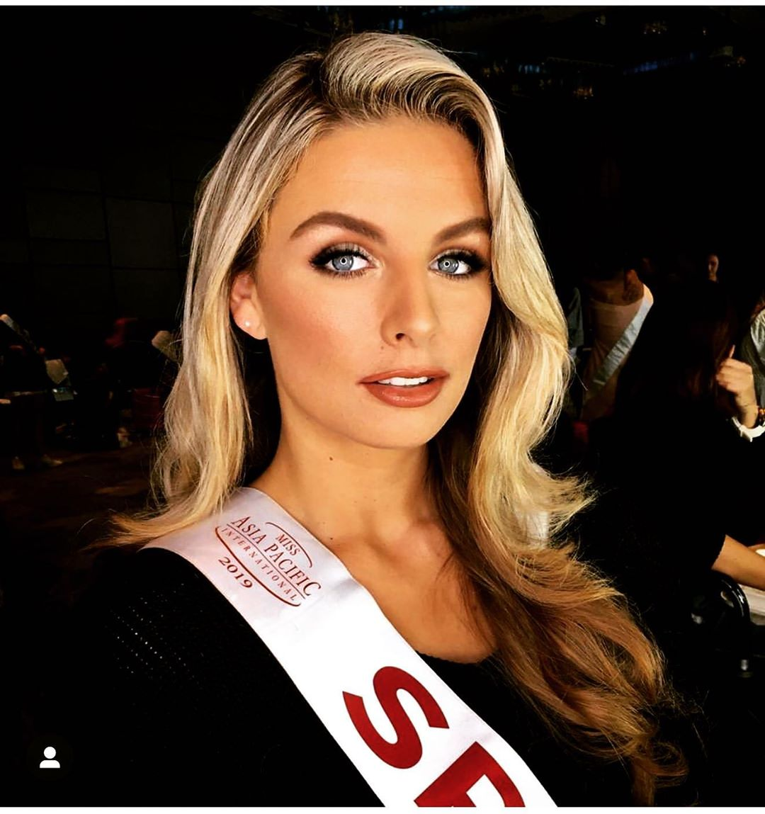 chaiyenne huisman, miss asia pacific international 2019. - Página 2 72277411