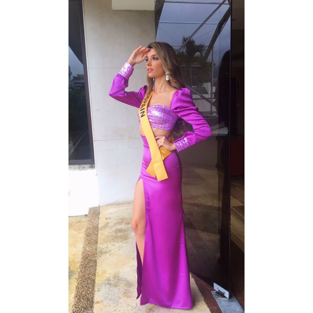 ainara de santamaria villamor, top 21 de miss grand international 2019/miss world cantabria 2018/miss earth spain 2017. - Página 15 72286710