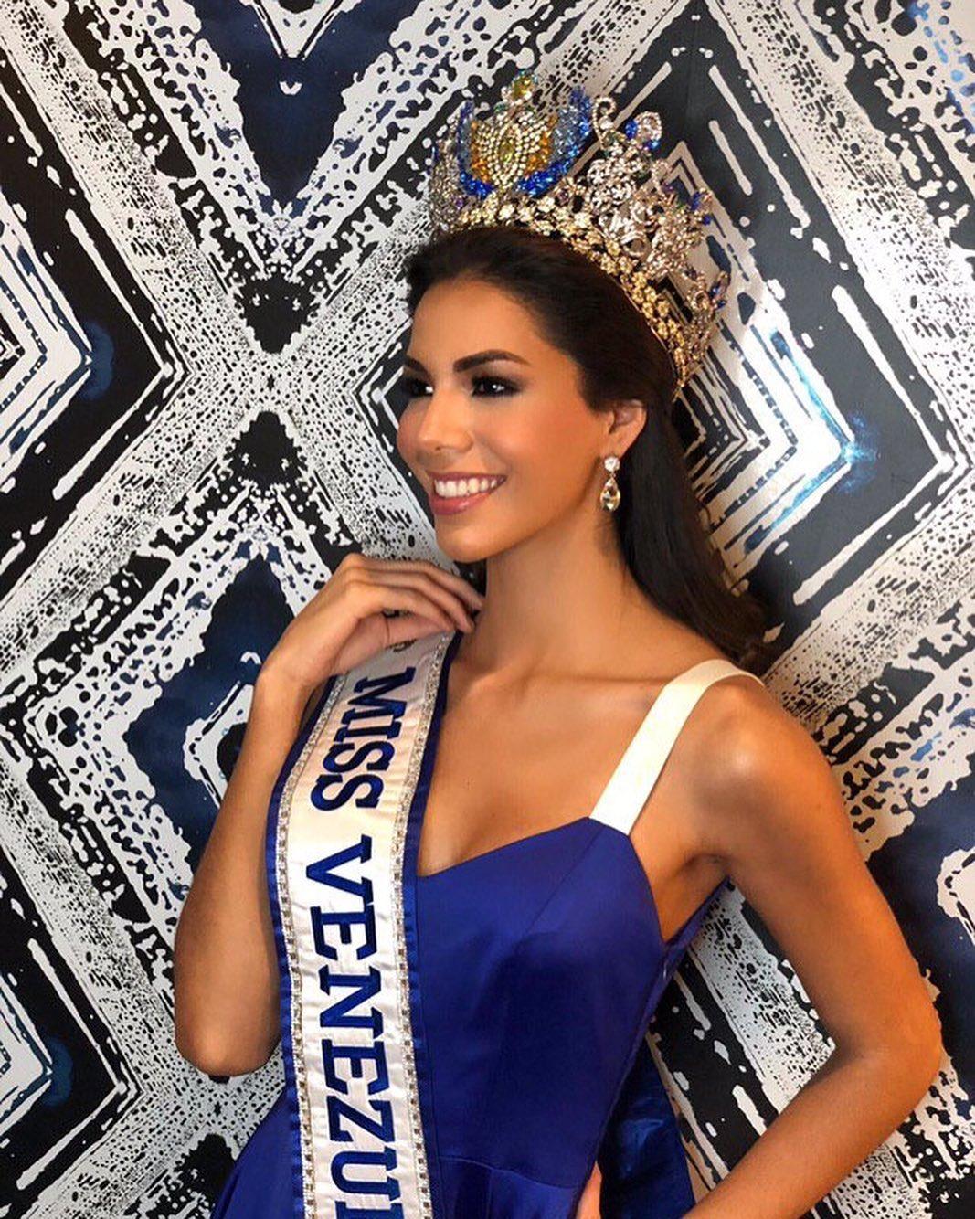 thalia olvino, top 20 de miss universe 2019. - Página 2 72295510