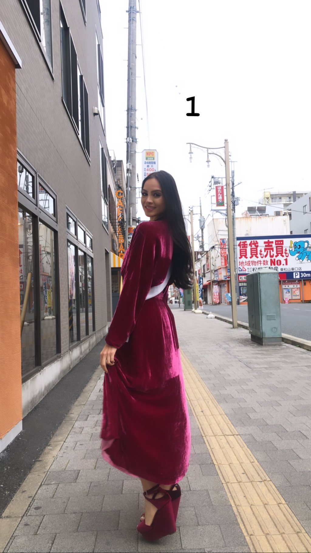 maria alejandra vengoechea, miss colombia hispanoamericana 2021/3rd runner-up de miss international 2019. - Página 6 72296710