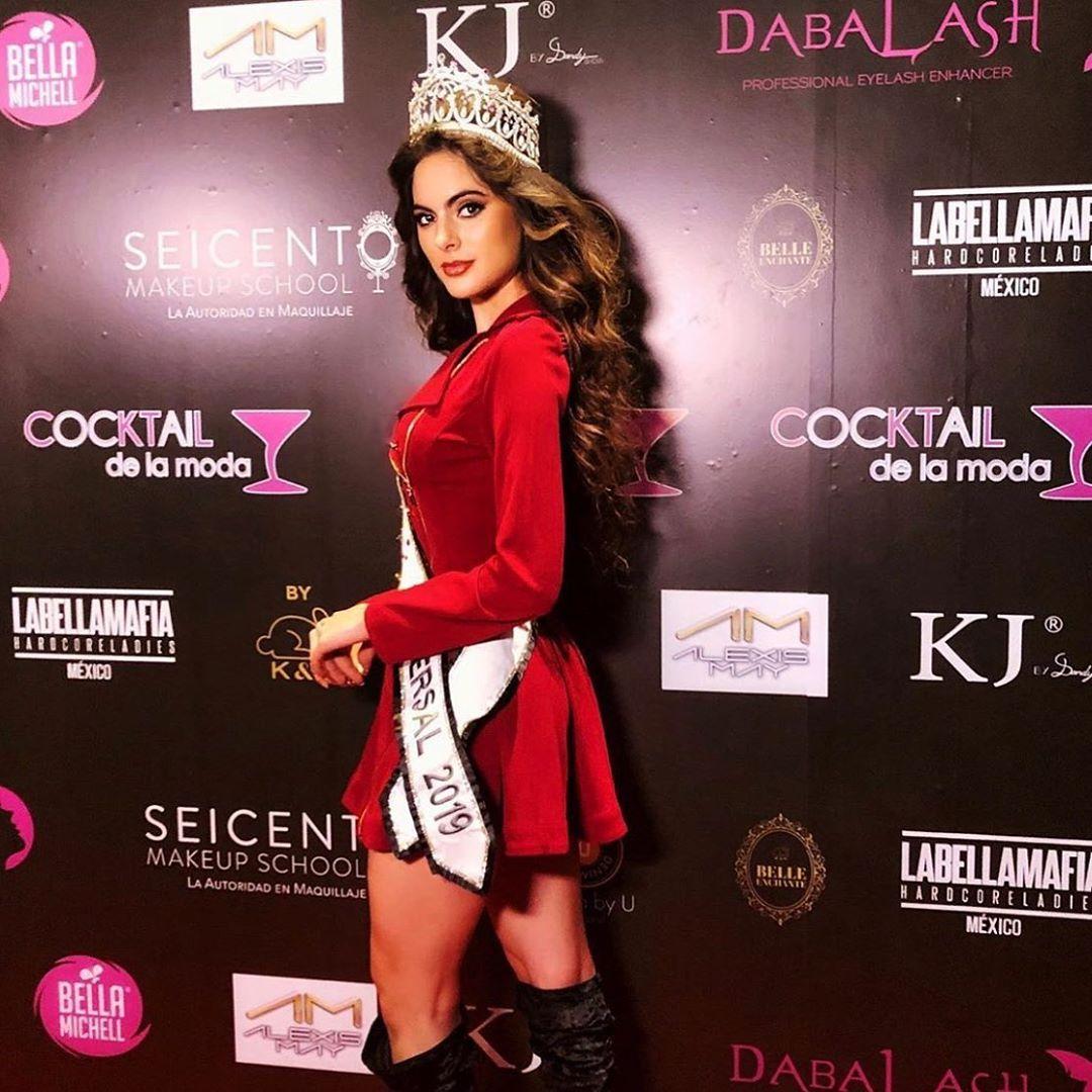 sofia aragon, 2nd runner-up de miss universe 2019. - Página 2 72305110