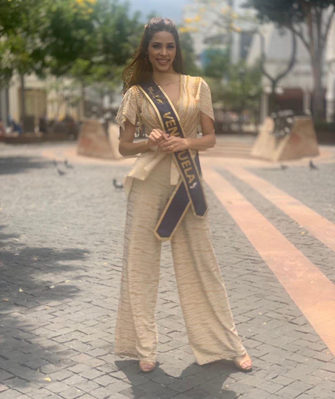 maria jose bracho, miss venezuela continentes unidos 2019. - Página 5 72314310