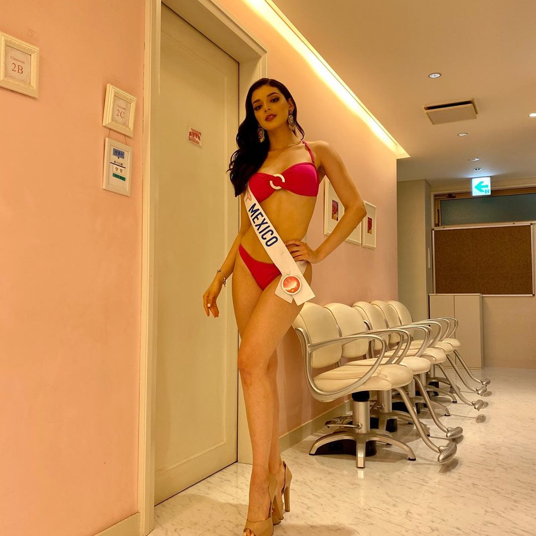 andrea toscano, 1st runner-up de miss international 2019. - Página 39 72321610