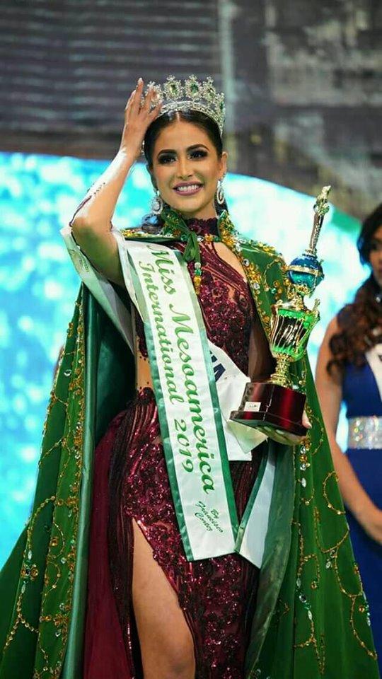 samantha herrera, miss mesoamerica internacional 2019. 72322510