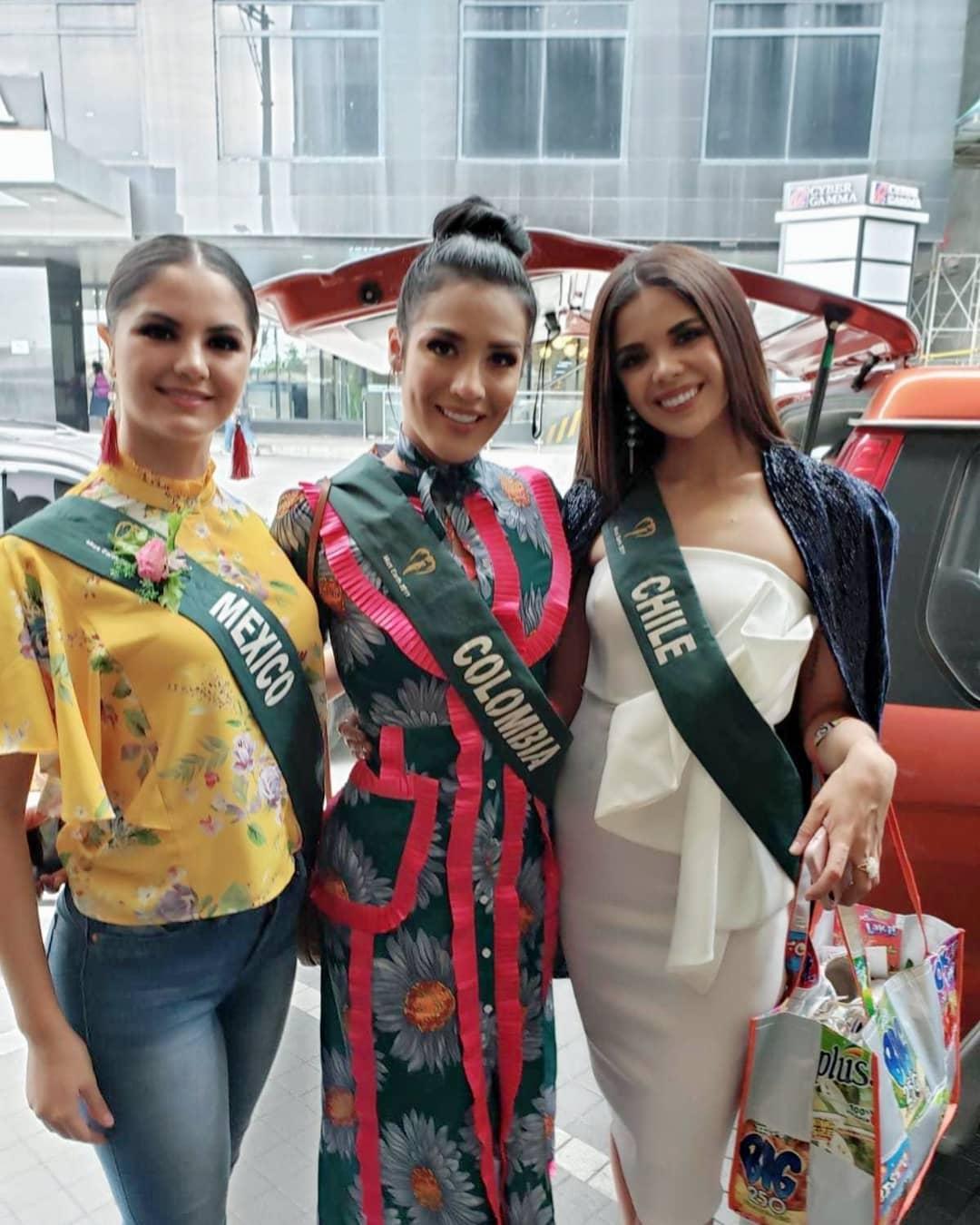 yenny katherine carrillo, top 20 de miss earth 2019/reyna mundial banano 2017. - Página 14 72364710