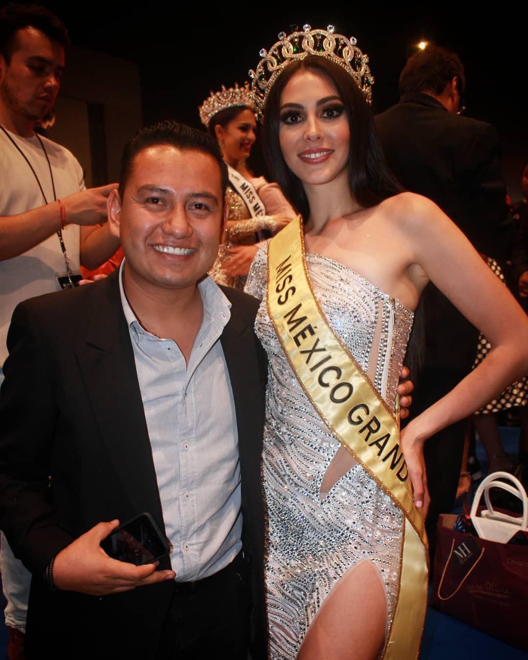 maria malo, 1st runner-up de miss grand international 2019. - Página 18 72367410