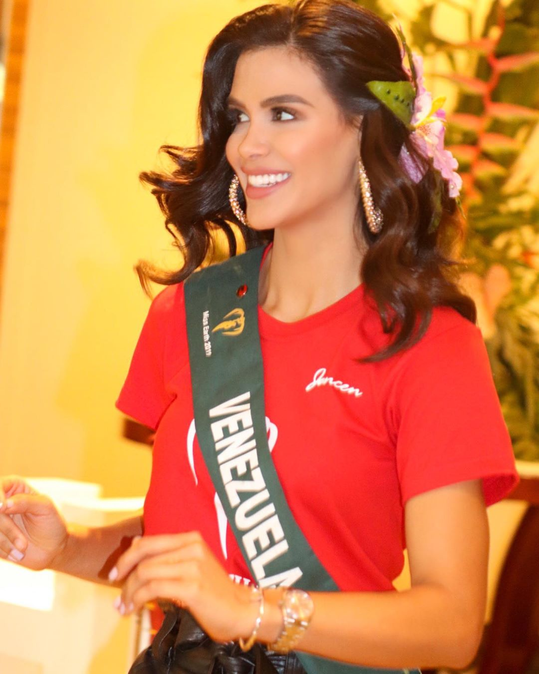 michell castellanos, miss earth venezuela 2019. - Página 7 72395610