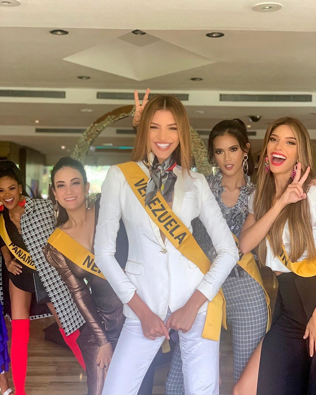 lourdes valentina figuera, miss grand international 2019. - Página 6 72399211