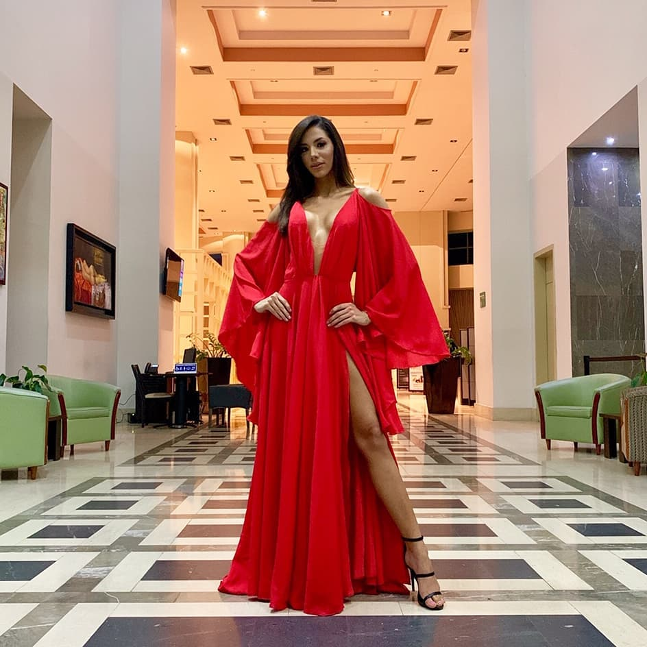 thalia olvino, top 20 de miss universe 2019. - Página 3 72406211