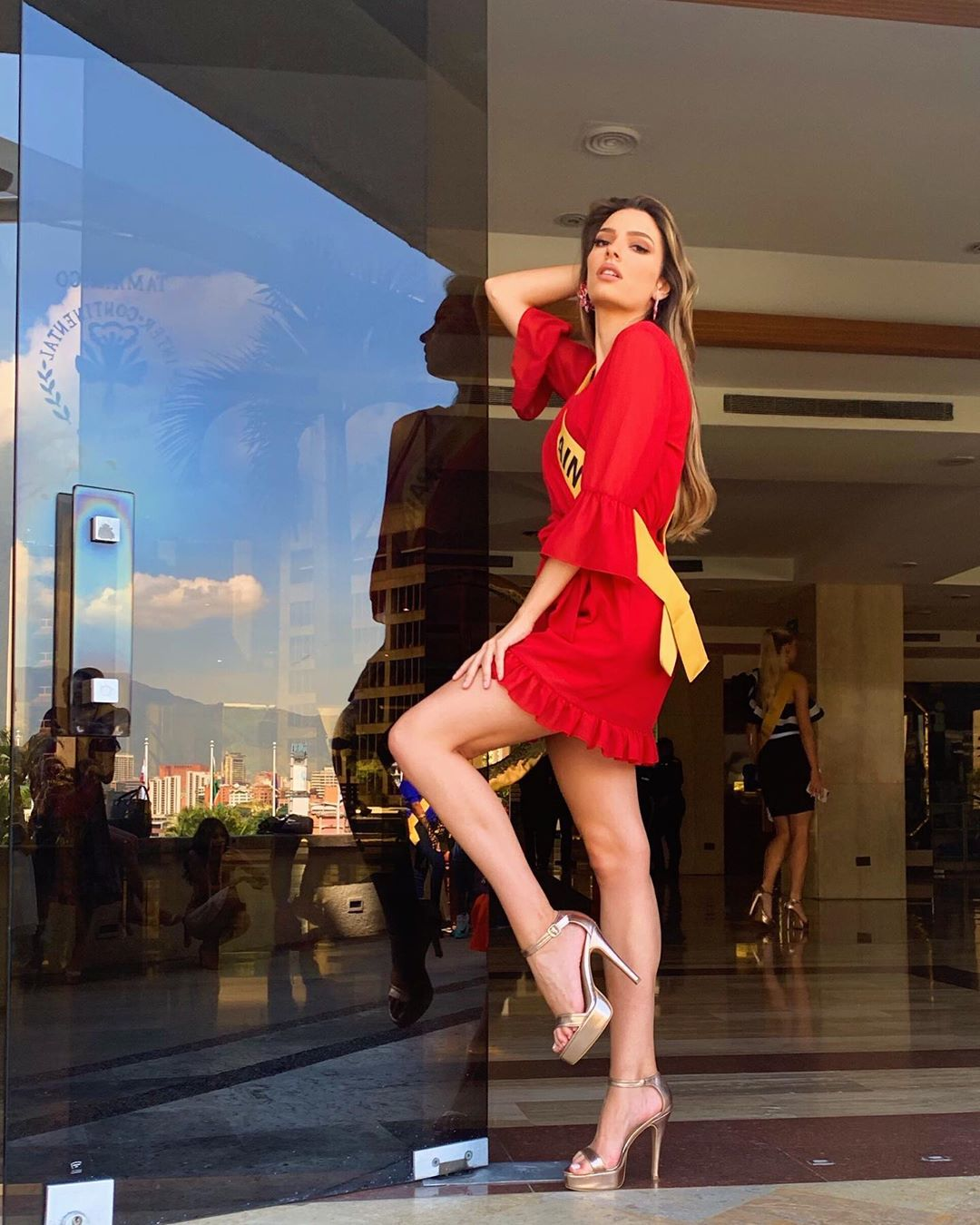 ainara de santamaria villamor, top 21 de miss grand international 2019/miss world cantabria 2018/miss earth spain 2017. - Página 15 72440510