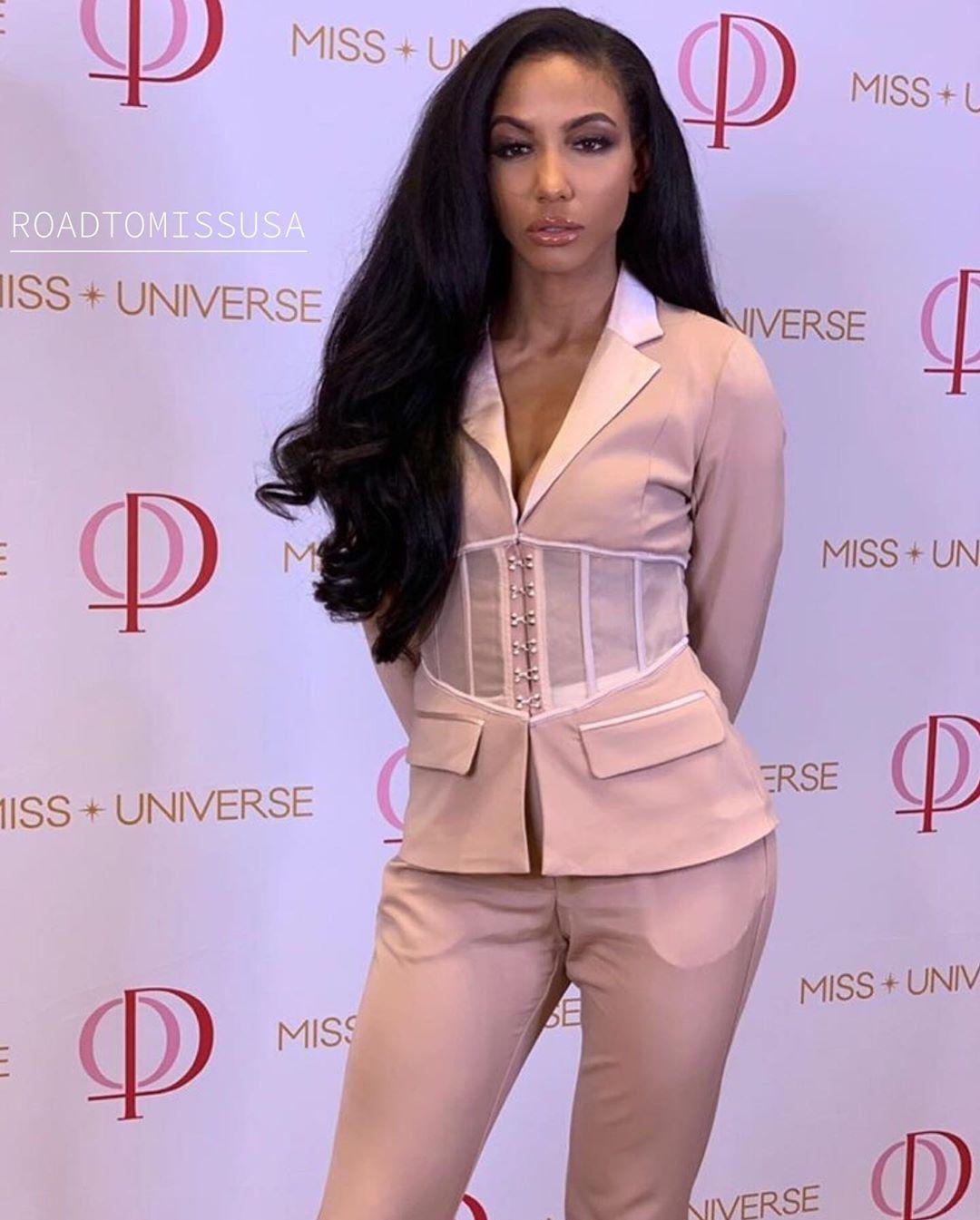 cheslie kryst, top 10 de miss universe 2019. - Página 6 72450011