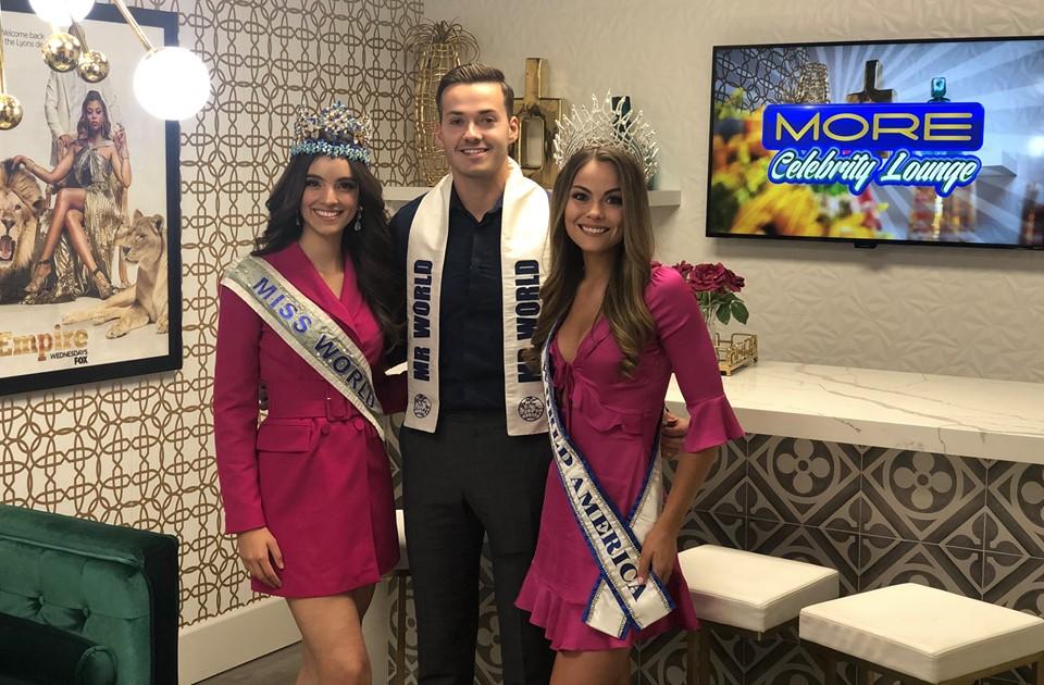 vanessa ponce de leon, miss world 2018. II - Página 2 72466910